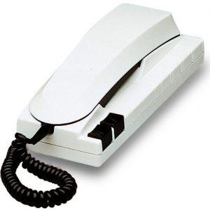 Citofono TERSYSTEM modello 600WS di colore bianco. bticino 300x300 IMPIANTI CITOFONICI E VIDEOCITOFONICI