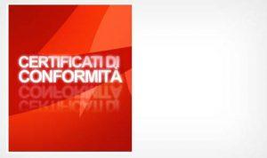 certificaticonformita1 SP 500x297 300x178 IMPIANTI ELETTRICI